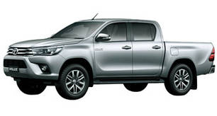 Toyota Hilux VII 2004-