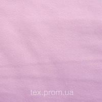 Трикотажное полотно двунитка начес хб, розовый