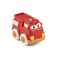 Игрушка машинка маленький автопарк пожарная машина красная (310247I), фото 2