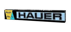 Электроды Hauer РЦ-21 сварочные 3 мм 1 кг (12-205)