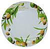 """Тарілка """"Оливки"""" кераміка (20 см)"""