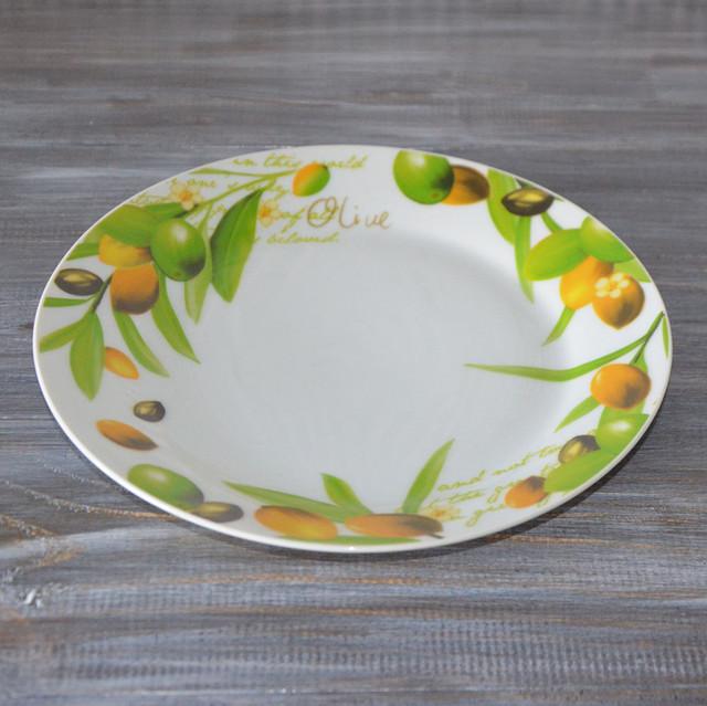 Тарілка кераміка