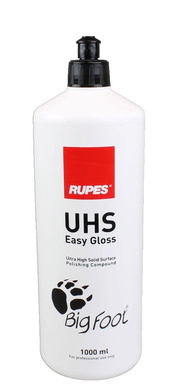 Полировочная паста для керамических лаков - Rupes BigFoot UHS easy 1 л. чёрный колпачке (9.BFUHS)