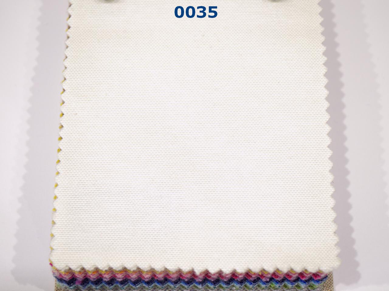 Тканина для Скатертин Біла з просоченням Тефлон-180 Однотонна Туреччина 180см ширина