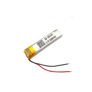 Аккумулятор 601240 Li-pol 3.7В 300мАч для RC моделей MP3 Bluetooth гарнитур