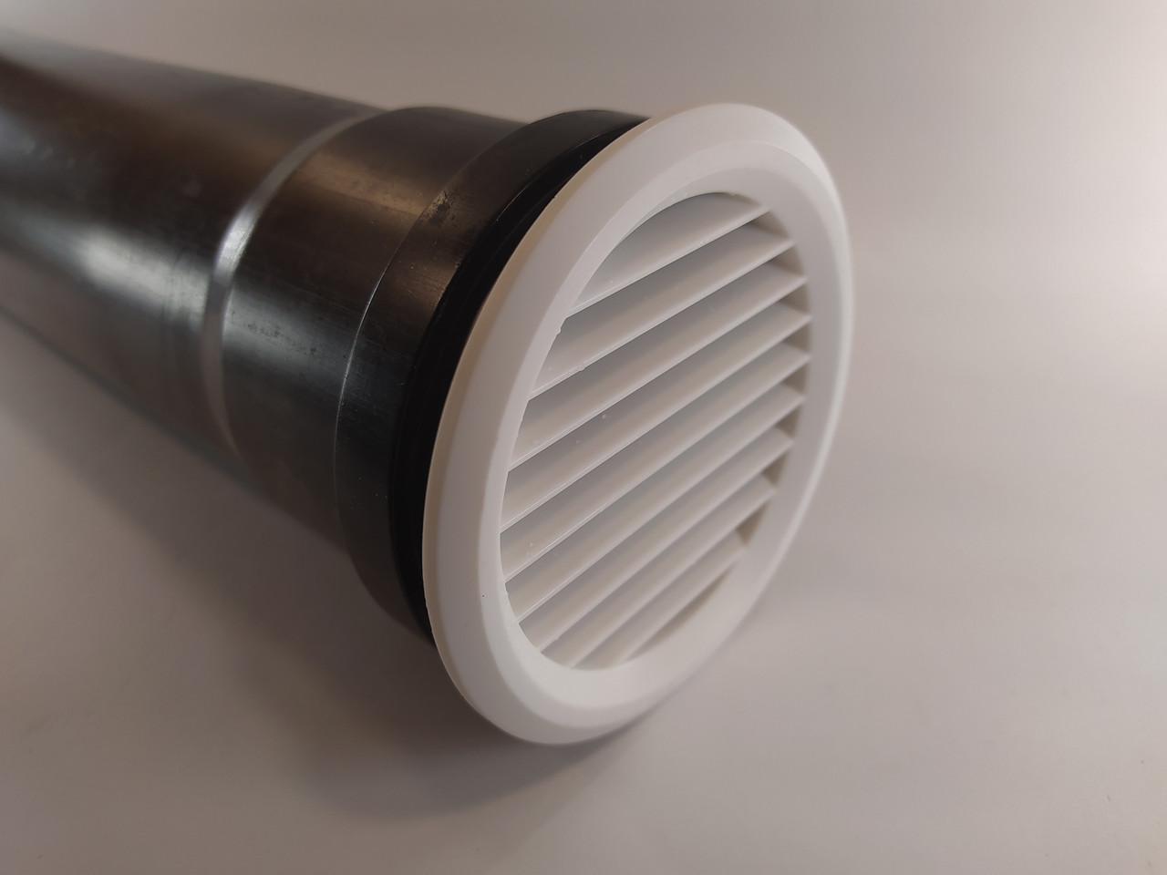 Димохідний комплект діаметр 80мм конденсаційний