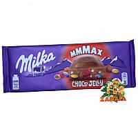 Шоколад молочный Milka Choco Jelly