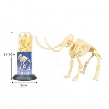 "Конструктор-скелет  ""Шерстистый мамонт"" Mideer Toys"