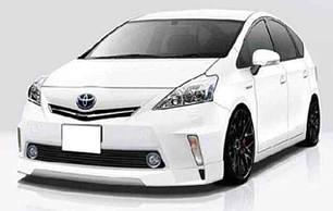 Toyota Prius V 2011-