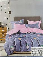 Детское постельное белье полуторка сатин-байка Koloco Турция, фото 1