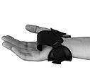Гаки для тяги на зап'ястя PowerPlay 7055 Чорні , фото 2