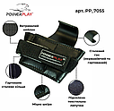 Гаки для тяги на зап'ястя PowerPlay 7055 Чорні , фото 3