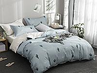 Семейный комплект постельного белья (Ранфорс) Украина