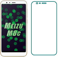 Защитное стекло для Meizu M8C (Прозрачное 2.5 D 9H)