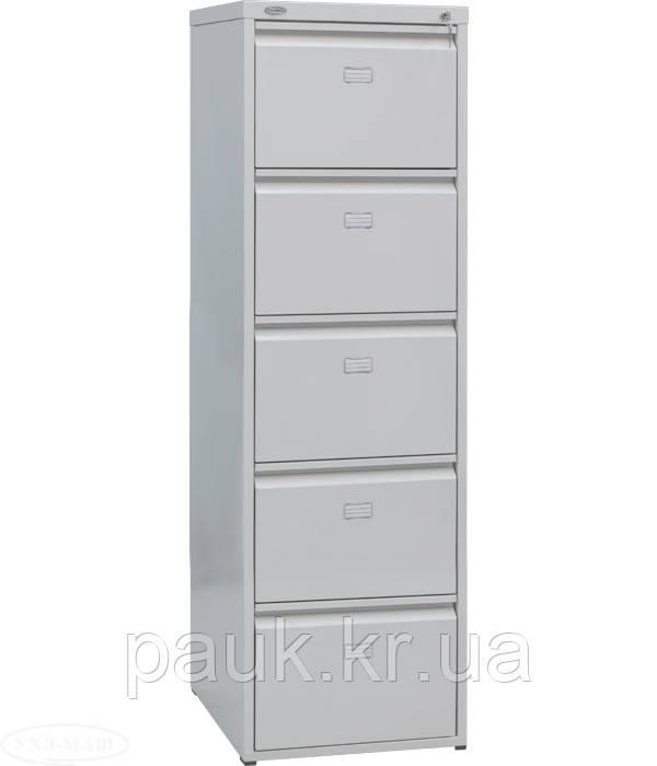 Шафа файлова офісна ШФ-5А, металева шафа для документів
