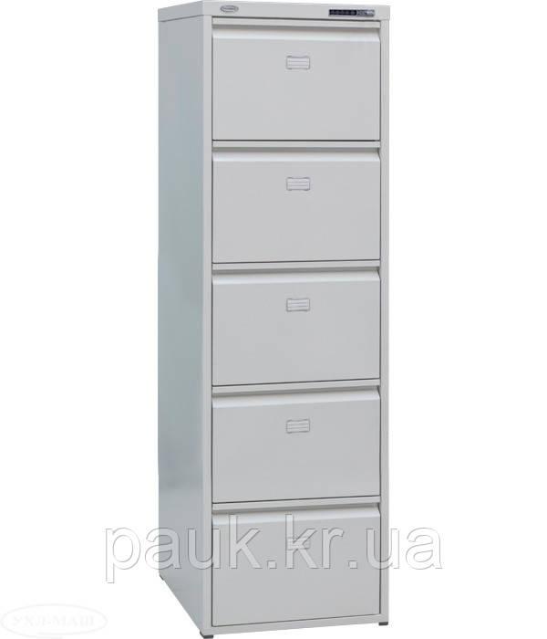 Шкаф офисный ШФ-5А EL, электронный замок