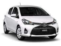 Toyota Yaris 2013-