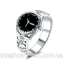 Кільце унісекс у вигляді годинника