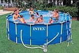 Каркасный бассейн Intex 54940/28234/28734, 457 см х 107 см., фото 7