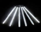 Гирлянда Тающие сосульки LED 50 см белые 8 шт | Новогодние гирлянды, фото 2