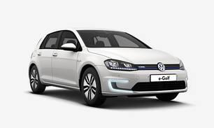 Volkswagen e-Golf 2014-