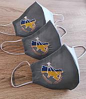 Маски с логотипом, фото 1