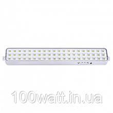 Аварийный светодиодный светильник EVROLIGHT SFT-LED-60-01 аккумуляторный