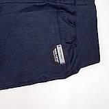 Брюки для мальчика на флисе р.152,158 SmileTime утепленные Warm Fashion, джинс, фото 4