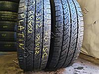 Зимові шини бу 195/70 R15c Platin