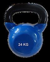 Гиря 24кг DB-K-101-24