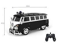 """Автобус """"Volkswagen Transporter T1"""" полиция на пульте MK8055B аккумулятор, фото 2"""