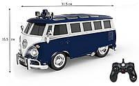 """Автобус """"Volkswagen Transporter T1"""" полиция на пульте MK8055B аккумулятор, фото 3"""