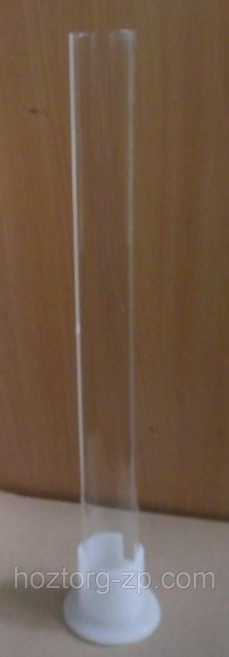 Цилиндр(колба) для ареометров АНТ-1  950 мл