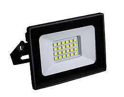 Світлодіодний прожектор 20W ONE LED 6400K IP65