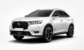 DS 7 Crossback 2018-