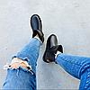 UGG уггі РОЗМІР 41 жіночі чорні угі чоботи теплі шкіряні зимові, фото 7