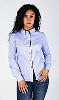 Стильная, удобная женская рубашка приталенного силуэта