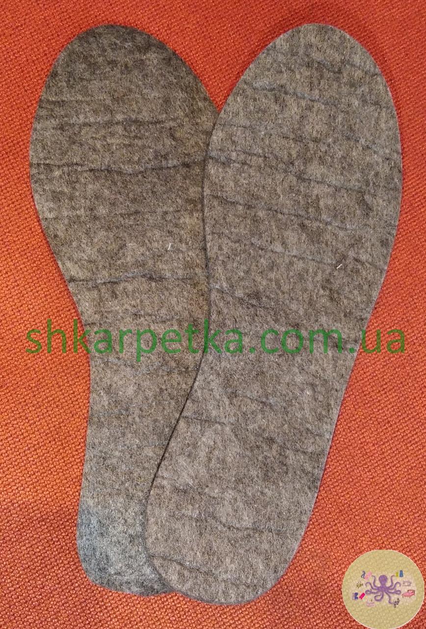 Устілки з войлоку найбільшого розміру 48 (31 см)