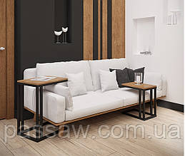 """Комплект столиков """"Кофе Брейк"""" В-650/500"""