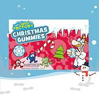 Набор сладостей Crazy Candy Factory Christmas Gummies 92 g