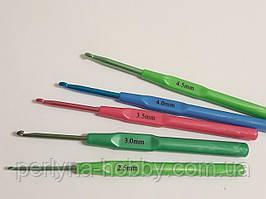 Гачок для в'язання плетіння з ручкою. Крючок для вязания с ручкой № 2,5