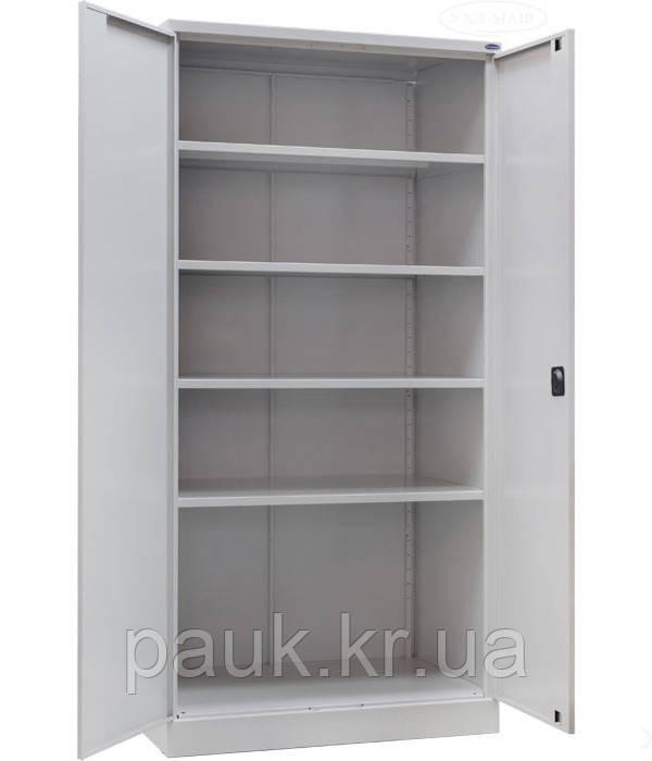 Шкаф офисный для документации ШКГ-12, металлический архивный шкаф