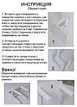 """Комплект стол и 1 укрепленный стул детский """"Смурфы"""", фото 4"""