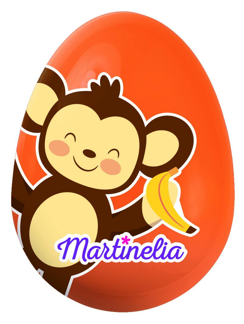 Расческа для волос детская detangle обезьянка (3007W)