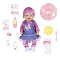 Кукла Baby Born Джинсовый лук 43 см с аксессуарами (831298)
