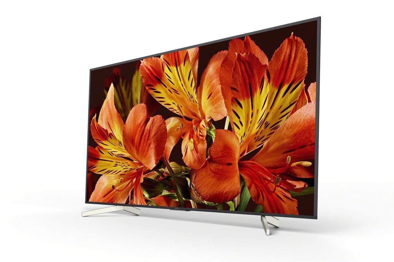 Телевизор Sony KD-55XF8596 (500 кд/м2 / 120 Гц / UltraHD 4K / Smart - Android 9.0 / HDR / 20Вт)