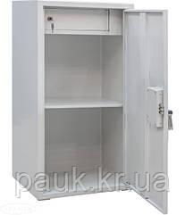 Шафа бухгалтерська ШБС-8, шафа металева в бухгалтерію