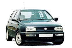 VW Golf 3 1991-
