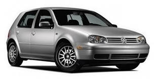 VW Golf 4 1997-2003