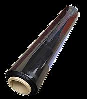 Стретч плівка 20 мкм, 2,2 кг чорна, фото 1